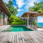 Song Saa Insel - Villa mit Meerblick - Radermacher Reisen