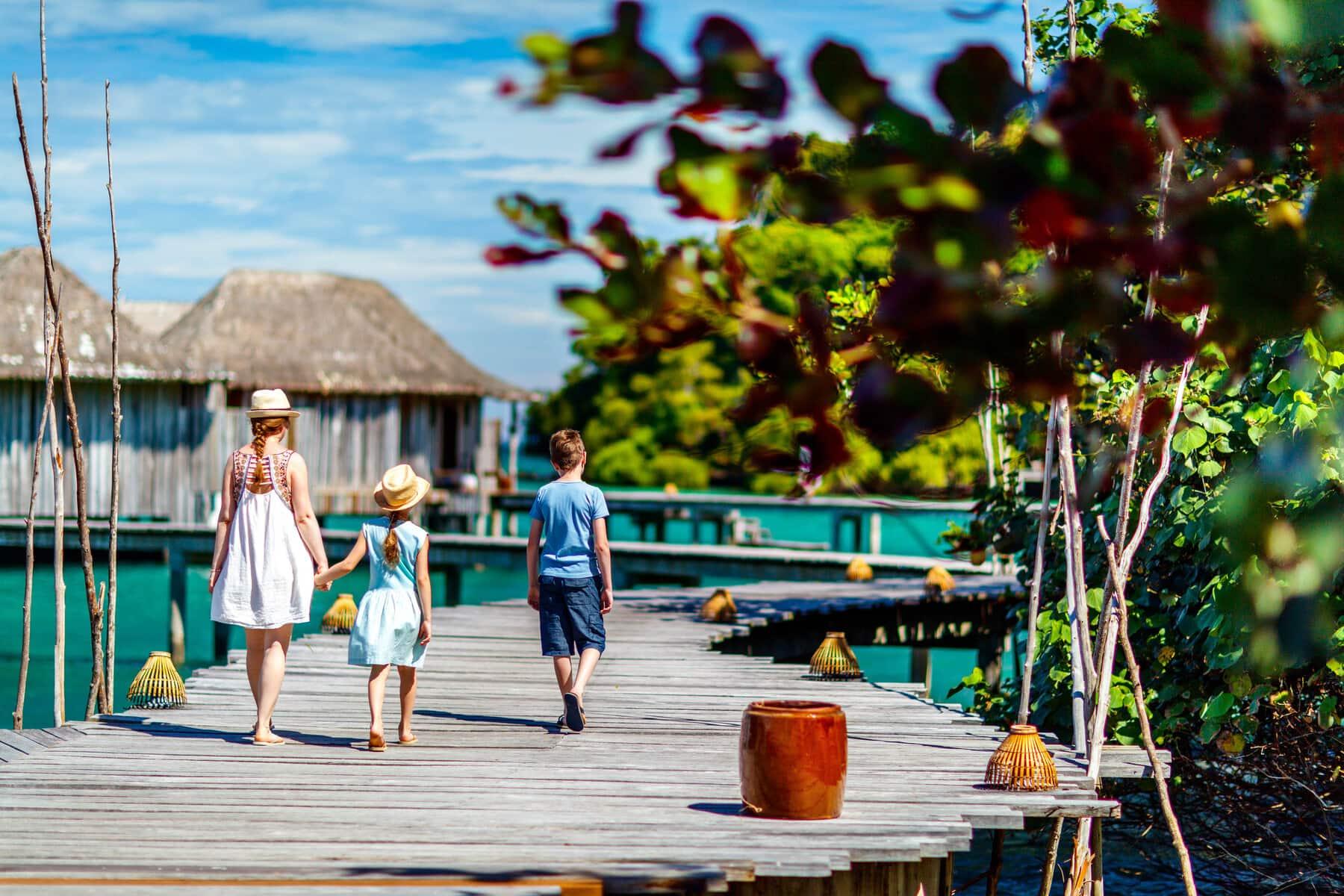 Song Saa Insel - Familie - Radermacher Reisen